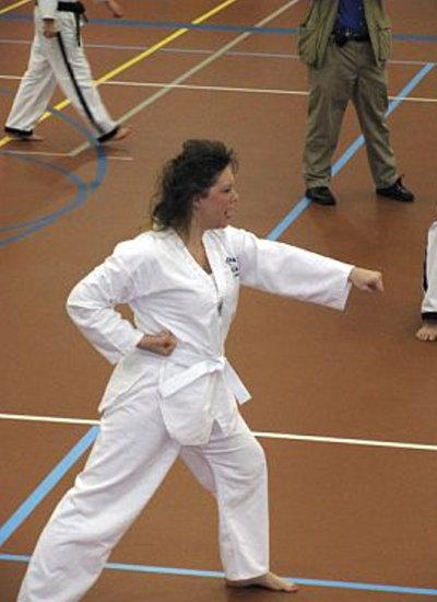 tenets of taekwondo essay